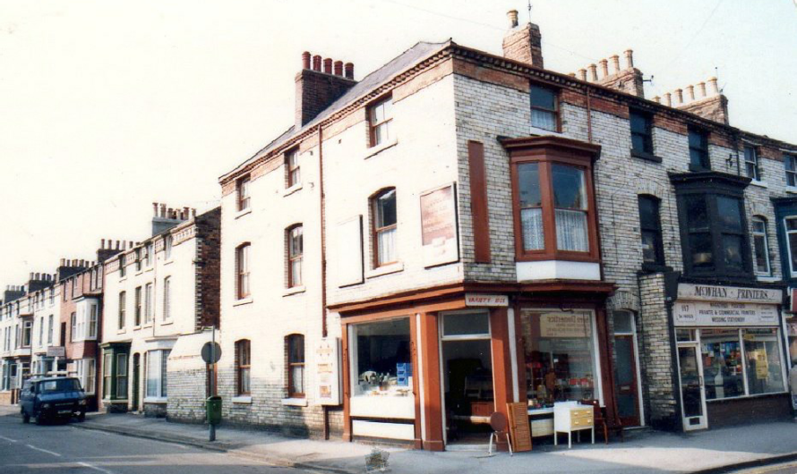 Victoria Road around 1986