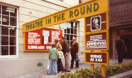 Theatre In The Round, Scarborough Public Library