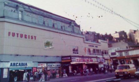 Futurist Theatre in the 1980s
