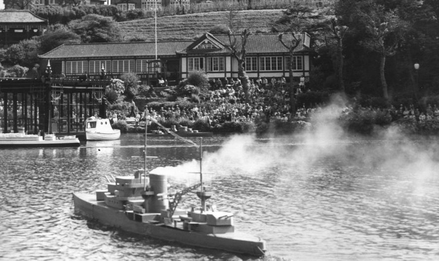 Naval Warfare, Peasholm Park