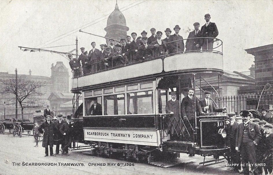 Scarborough Tramway Company