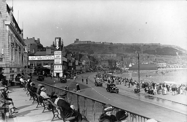 Foreshore Road in 1935