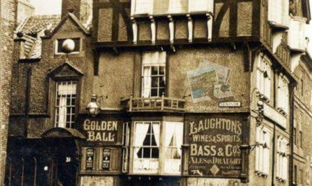 The Golden Ball, Sandside