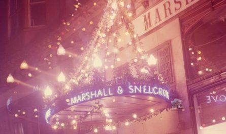 Marshall & Snelgrove Entrance