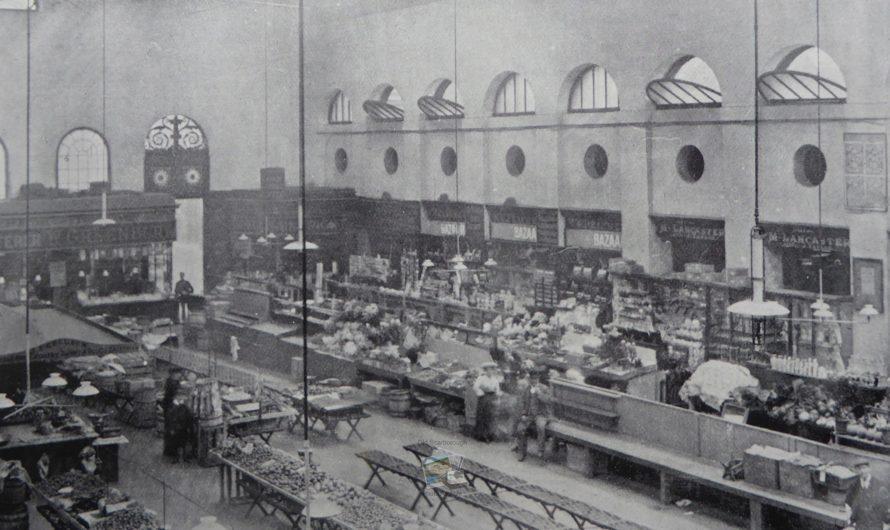 Market Hall Interior