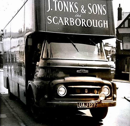 J. Tonks & Sons Van