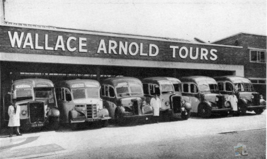 Wallace Arnold Tours, Columbus Ravine