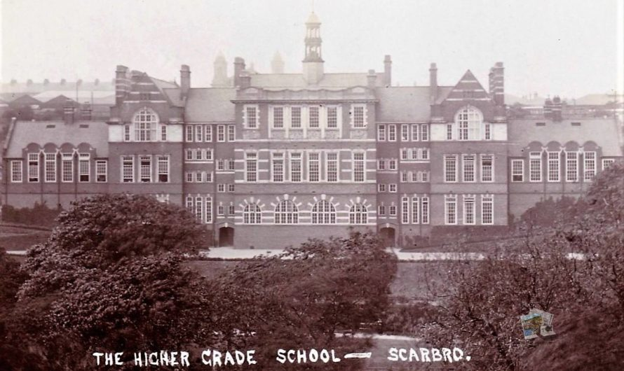 The Higher Grade School, Westwood