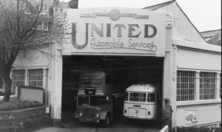 United Bus Depot