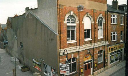 YMCA Theatre, North Street