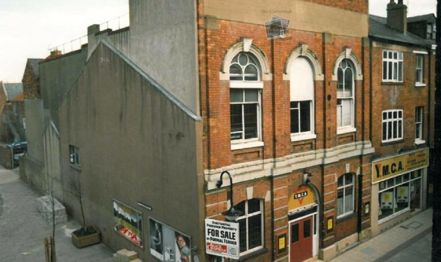 YMCA Theatre, North Street