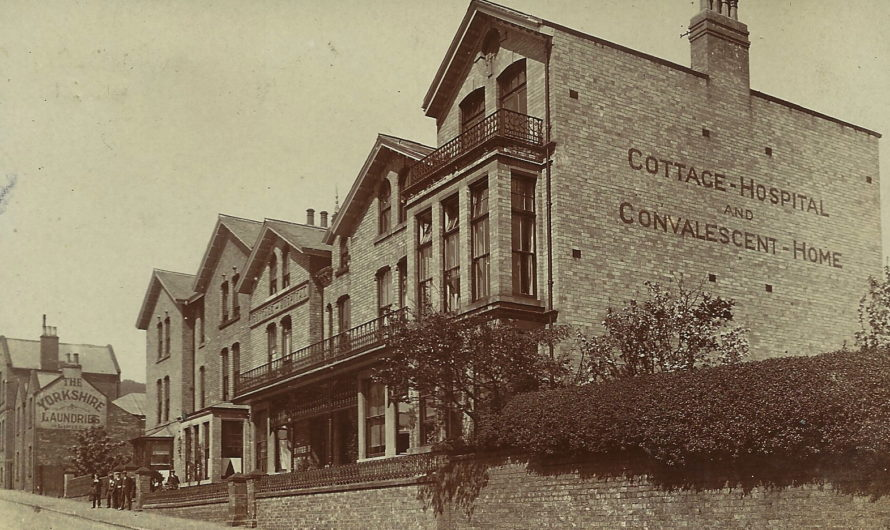 Scarborough Cottage Hospital And Convalescent Home, 1-7 Spring Hill Road