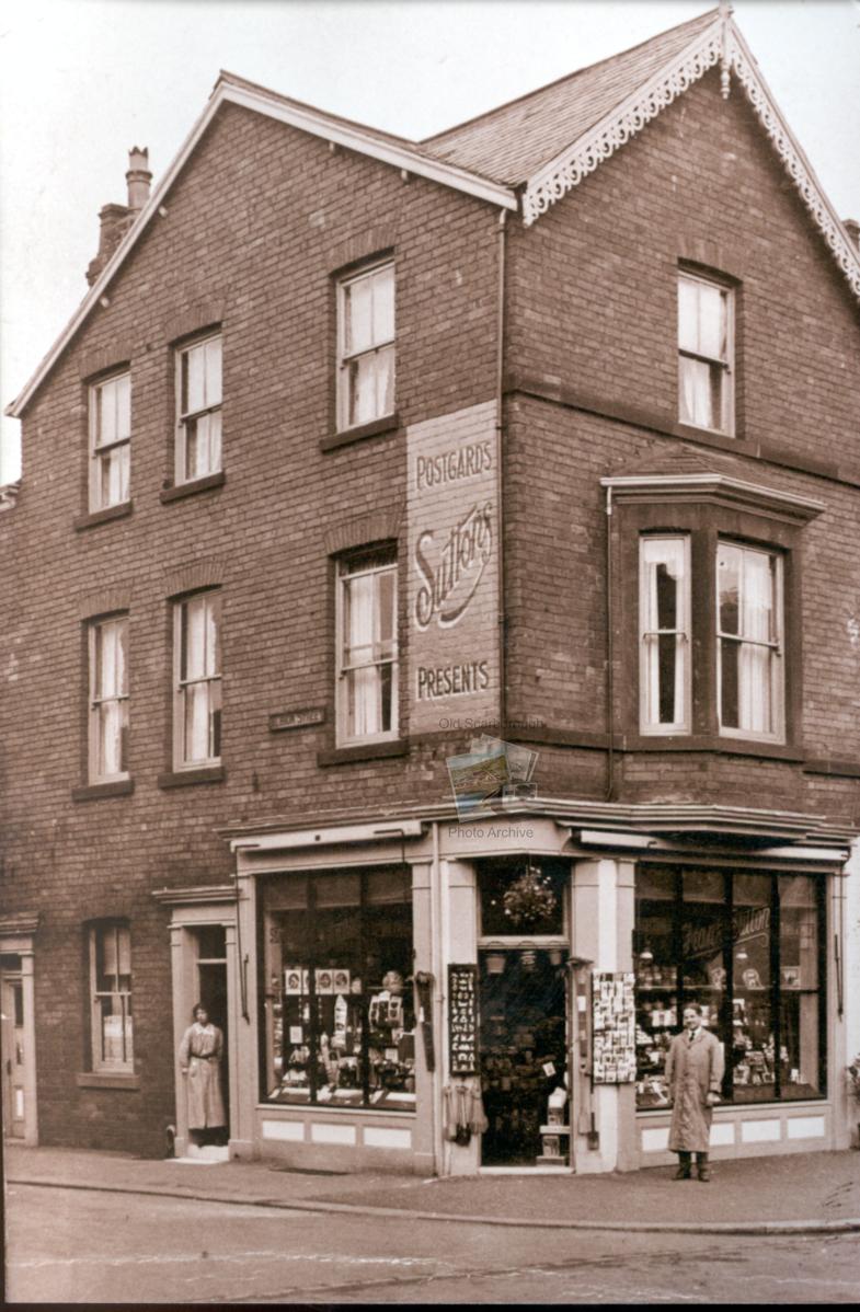 Corner of Albion Street
