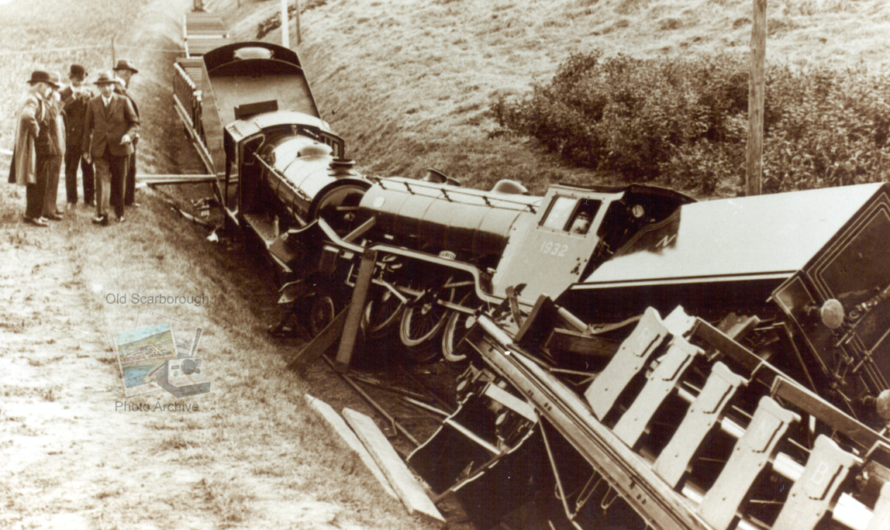 North Bay Miniature Railway Crash
